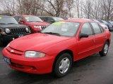 2003 Victory Red Chevrolet Cavalier Sedan #47005940