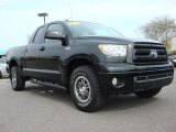 2010 Black Toyota Tundra TRD Rock Warrior Double Cab 4x4 #47005222