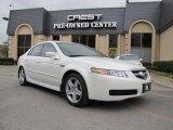 2004 White Diamond Pearl Acura TL 3.2 #47005762