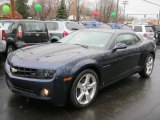 2010 Imperial Blue Metallic Chevrolet Camaro LT/RS Coupe #47005945
