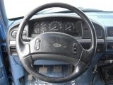 1995 Ford F250 XLT Extended Cab 4x4 Steering Wheel