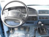 1995 Ford F250 XLT Extended Cab 4x4 Dashboard