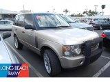 2003 Land Rover Range Rover White Gold Metallic