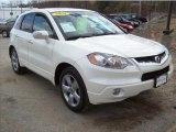 2008 White Diamond Pearl Acura RDX  #47005783