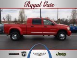 2006 Dodge Ram 3500 Laramie Mega Cab 4x4 Dually Data, Info and Specs