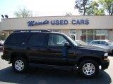 2002 Onyx Black Chevrolet Tahoe Z71 4x4 #47005614