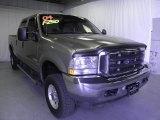 2004 Arizona Beige Metallic Ford F250 Super Duty Lariat Crew Cab 4x4 #47005799
