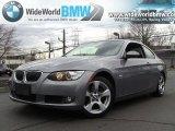 2009 Space Grey Metallic BMW 3 Series 328xi Coupe #47005273