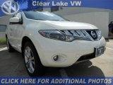 2010 Glacier White Pearl Nissan Murano LE #47006084