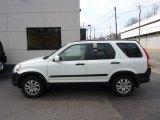 2006 Taffeta White Honda CR-V EX 4WD #47006094