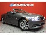 2011 Space Gray Metallic BMW 3 Series 328i Convertible #47057783