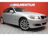 2011 Titanium Silver Metallic BMW 3 Series 328i Sedan #47057795