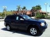 2006 Midnight Blue Pearl Jeep Grand Cherokee Laredo #47057425