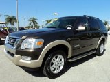 2008 Ford Explorer Stone Green Metallic