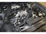 2002 Ford Mustang GT Coupe 4.6 Liter SOHC 16-Valve V8 Engine