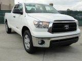 2011 Super White Toyota Tundra Double Cab #47057594
