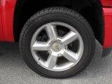 2008 Chevrolet Silverado 1500 LTZ Crew Cab Wheel
