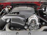 2008 Chevrolet Silverado 1500 LTZ Crew Cab 5.3 Liter OHV 16-Valve Vortec V8 Engine
