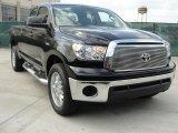 2011 Black Toyota Tundra Texas Edition Double Cab #47057595