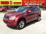2007 Suzuki Grand Vitara Shining Red Pearl