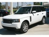2011 Land Rover Range Rover Alaska White