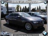 2008 Sparkling Graphite Metallic BMW 3 Series 328i Coupe #47057608