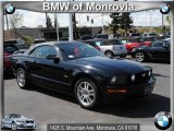 2005 Black Ford Mustang GT Premium Convertible #47057612