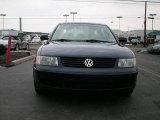 2000 Indigo Blue Pearl Metallic Volkswagen Passat GLS 1.8T Sedan #4682263