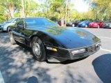 Chevrolet Corvette 1986 Data, Info and Specs