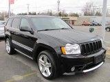 2007 Jeep Grand Cherokee Black