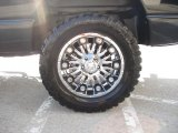 2008 Dodge Ram 1500 SXT Quad Cab 4x4 Custom Wheels