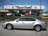 2006 Platinum Metallic Buick Lucerne CXL #4689628