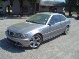 2004 Silver Grey Metallic BMW 3 Series 325i Coupe #47057915