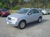 2005 Ice Blue Metallic Kia Sorento LX #47057916