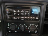 2002 Chevrolet Silverado 1500 LT Crew Cab 4x4 Controls