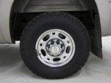2002 Chevrolet Silverado 1500 LT Crew Cab 4x4 Wheel