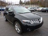 Nissan Murano 2009 Data, Info and Specs