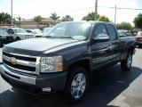 2011 Taupe Gray Metallic Chevrolet Silverado 1500 LT Extended Cab #47112753