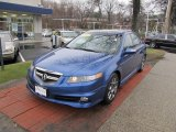 2007 Kinetic Blue Pearl Acura TL 3.5 Type-S #47113096