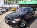 2008 Black Sapphire Metallic BMW 3 Series 328xi Sedan #47112917