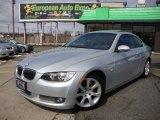 2007 Titanium Silver Metallic BMW 3 Series 335i Coupe #47112918