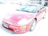 2003 Ultra Red Pearl Mitsubishi Eclipse GTS Coupe #47113106