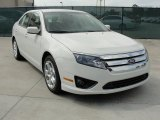 2011 White Suede Ford Fusion SE #47112927