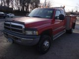 1997 Dodge Ram 3500 Laramie Extended Cab 4x4 Chassis Data, Info and Specs