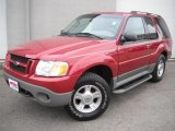 2003 Ford Explorer Redfire Metallic
