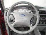 2003 Ford Explorer Sport XLT 4x4 Steering Wheel