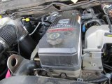 2007 Dodge Ram 3500 SLT Quad Cab Dually 5.9 Liter OHV 24-Valve Turbo Diesel Inline 6 Cylinder Engine