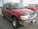 1997 Toreador Red Metallic Ford Explorer XLT 4x4 #47112701