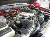 1997 Ford Explorer XLT 4x4 5.0 Liter OHV 16-Valve V8 Engine