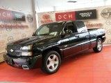 2003 Black Chevrolet Silverado 1500 SS Extended Cab AWD #47113311